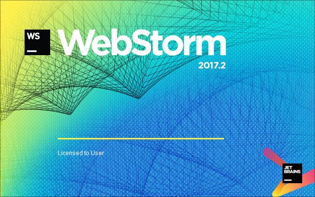 JetBrains WebStorm 2017.2.4 Build 172.4155.35