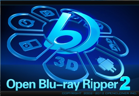 Open Blu-ray Ripper 2.90 Build 516