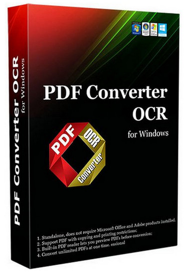 Lighten PDF Converter OCR