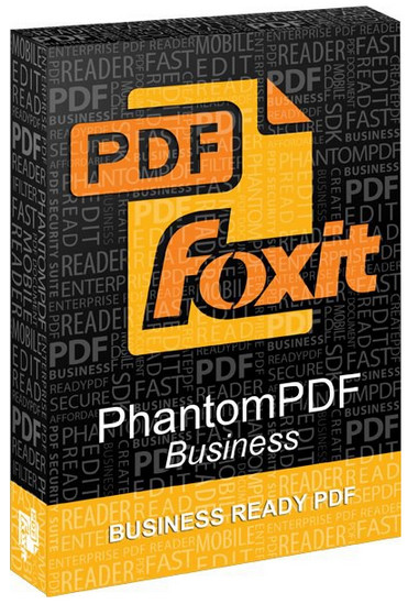 Foxit PhantomPDF Business 7.3.16.712 Multilingual (Portable)