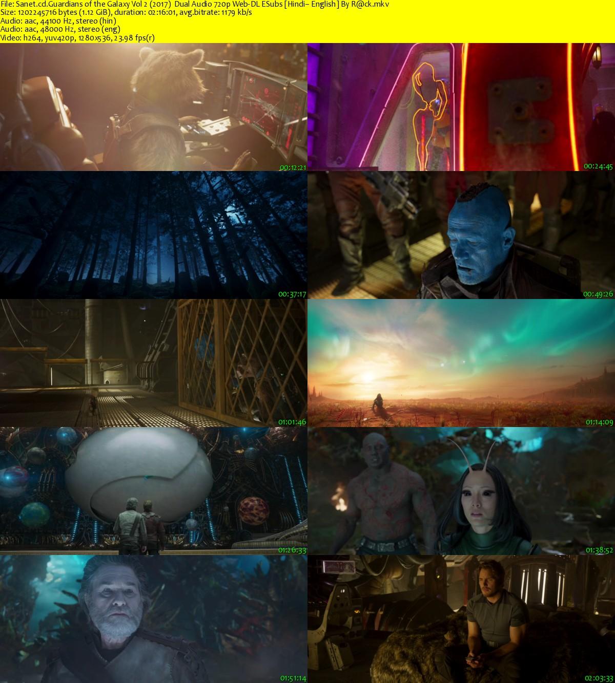guardians of the galaxy 2 kickass 1080p