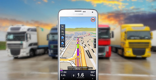 Sygic Truck GPS Navigation v13.7.3 build 126 [Unlocked]