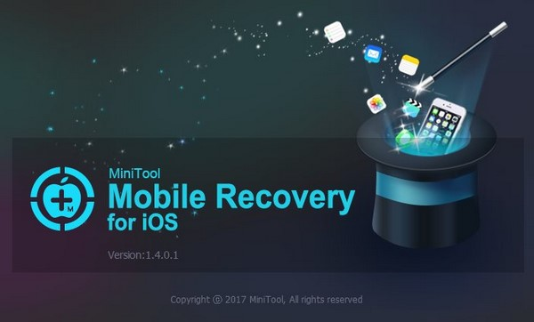 MiniTool Mobile Recovery for iOS 1.4.0.1