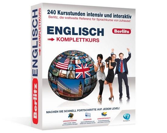 Avanquest LANGMaster Berlitz English 3.0.0.3 Bilingual