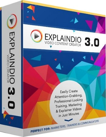 Explaindio Video Creator Platinum 3.042 Multilingual (Portable)