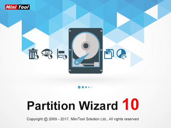 MiniTool Partition Wizard 10.2.2 Technician WinPE ISO