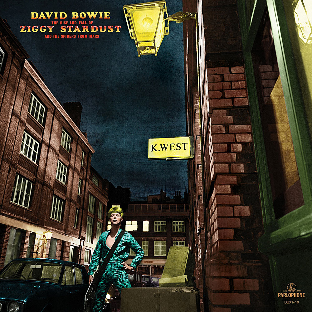 Download David Bowie The Rise And Fall Of Ziggy Stardust