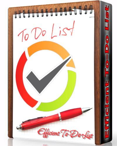 Efficient To-Do List Professional 5.22 Build 530 + Portable