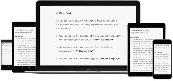 iA Writer 4.0.3 Multilingual (MacOSX)