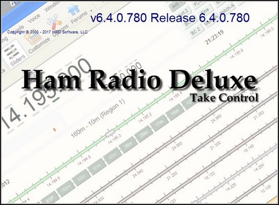 Ham Radio Deluxe 6.4.0 Build 780