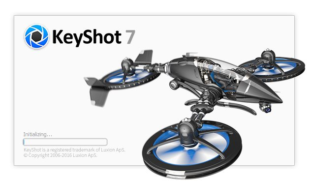 Luxion KeyShot Pro v7.1.36 (Win Mac)