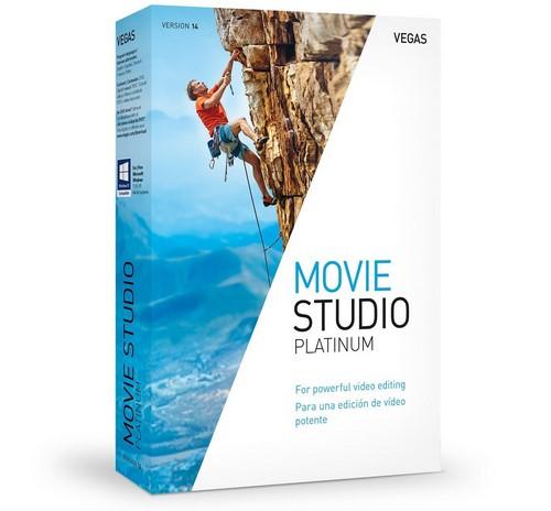 MAGIX VEGAS Movie Studio Platinum 14.0.0.148 Multilingual