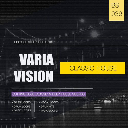 Download bingoshakerz variavision classic house wav for Classic house vocal samples