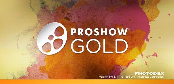 Photodex ProShow Gold 9.0.3771