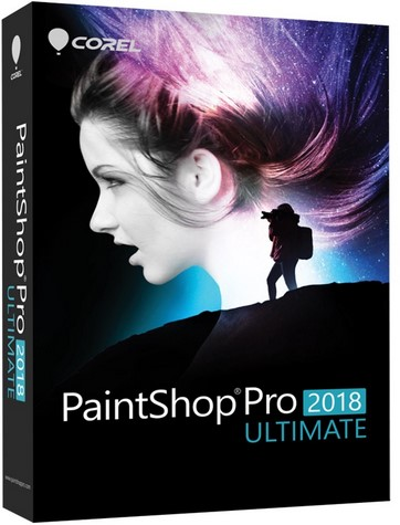 Corel PaintShop Pro 2018 Ultimate 20.0.0.132 Multilingual