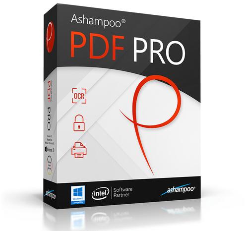 Ashampoo PDF Pro v1.0.7 Multilingual