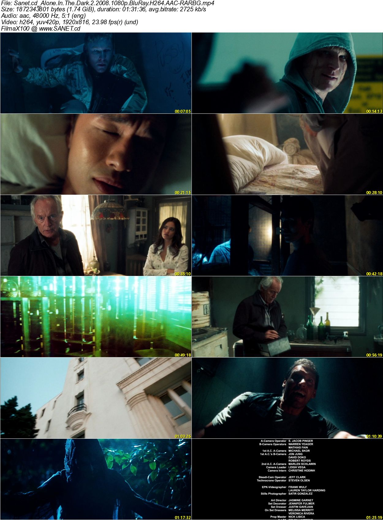 Download Alone In The Dark 2 2008 1080p Bluray H264 Aac Rarbg Softarchive
