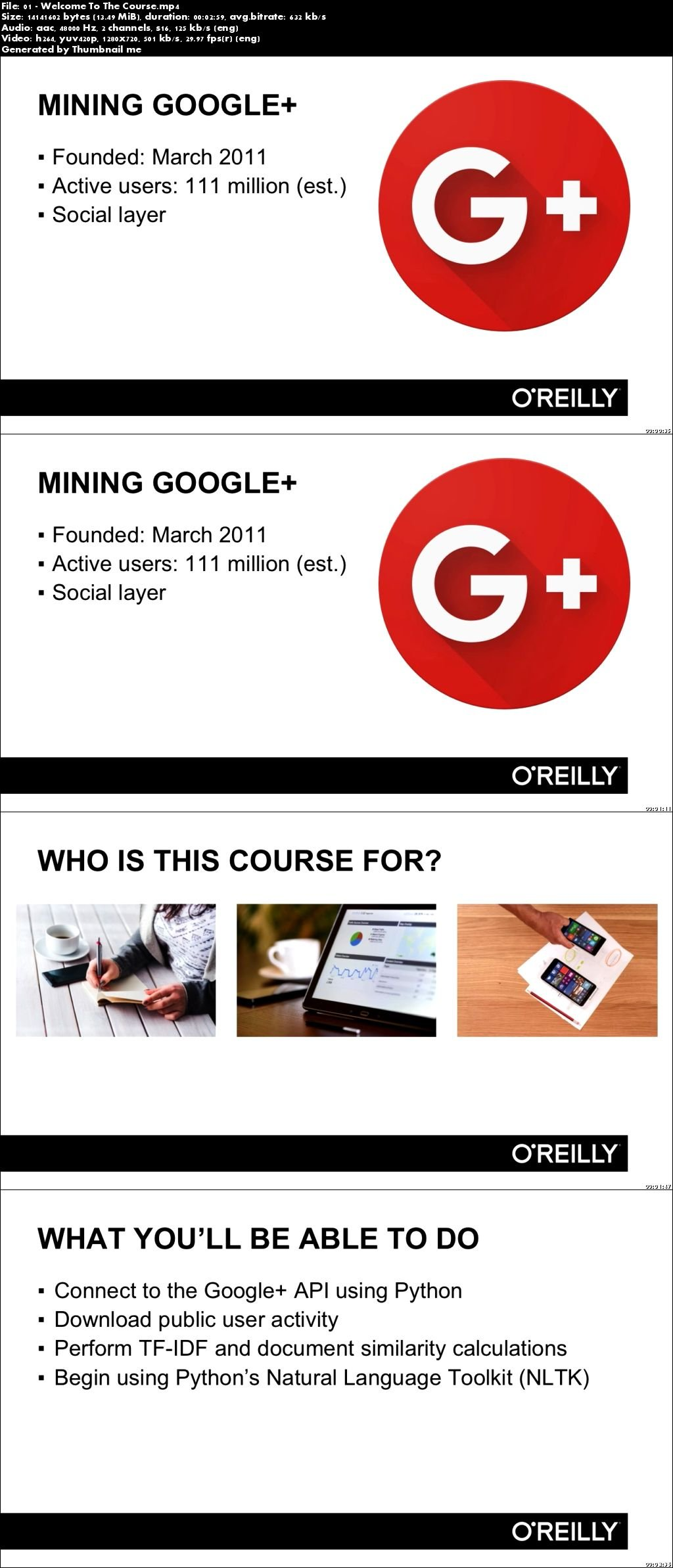 Download Mining the Social Web - Google+ - SoftArchive