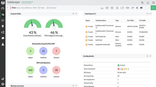ManageEngine OPManager Enterprise v12.0.0