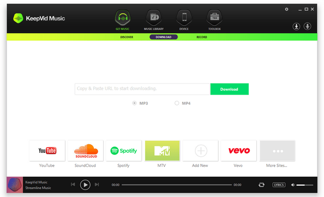 KeepVid Music v8.2.3.1 Multilingual