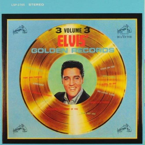 Download Elvis Presley - Elvis' Golden Records Volume 3