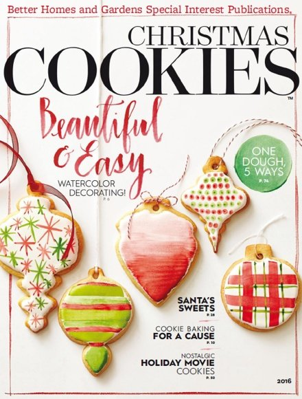Download Better Homes And Gardens Christmas Cookies 2016