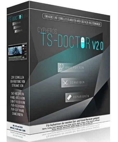 Cypheros TS-Doctor 2.0.92 Multilingual Portable