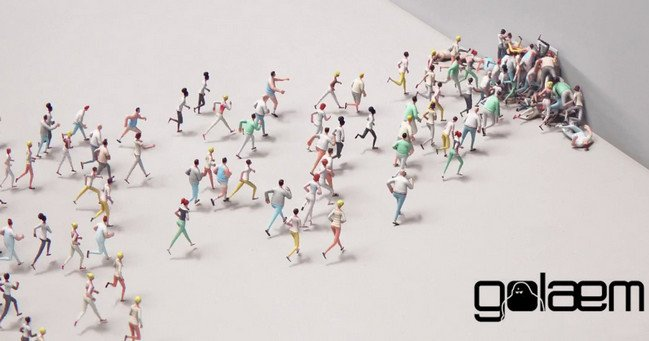 Golaem Crowd 7.1 (for Maya)