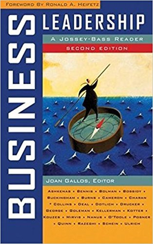 Joan V. Gallos – Business Leadership: A Jossey-Bass Reader, 2nd Edition