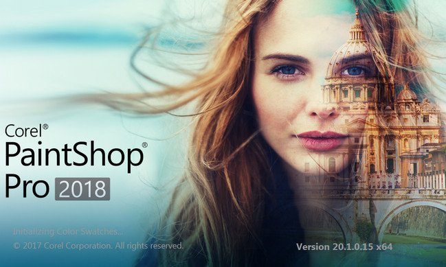 Corel PaintShop Pro 2018 20.1.0.15 (x64) Multilingual (Portable)
