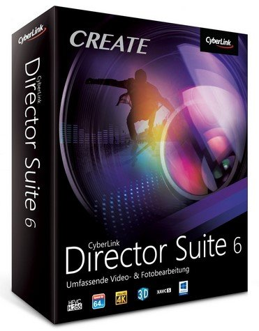 CyberLink Director Suite 6.0 Multilingual
