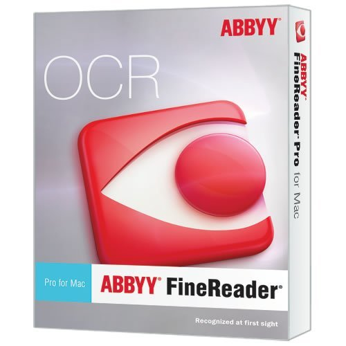 ABBYY FineReader OCR Pro for Mac v12.1.10 Multilingual