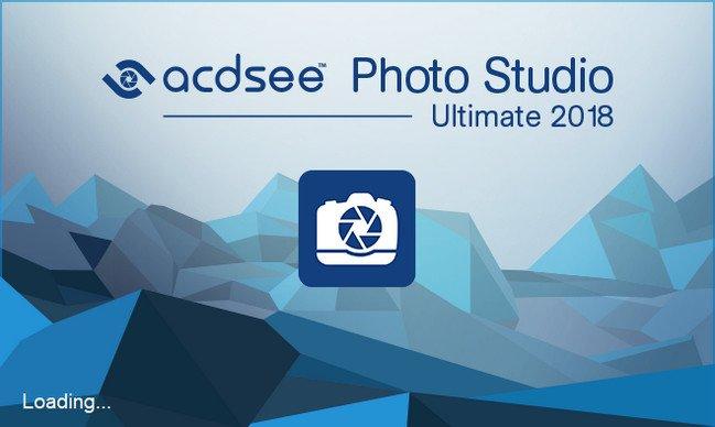 ACDSee Photo Studio Ultimate 2018 11.0 Build 1198 (x64) DC 25.09.2017