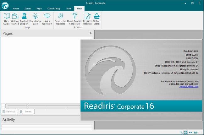 Readiris Corporate 16.0.2 Build 10288 Multilingual (Portable)