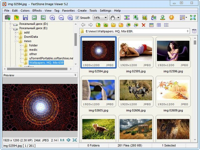 FastStone Image Viewer 6.4 Corporate Multilingual Portable