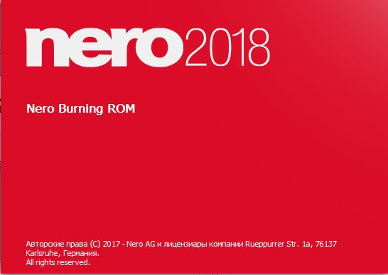 Nero Burning ROM 2018 19.0.00400 Multilingual Portable