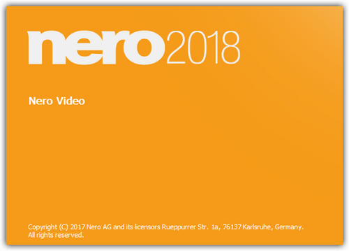 Nero Video 2018 v19.0.01000 Multilingual