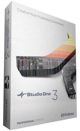 PreSonus Studio One Pro 3.5.2.44603 (Win Mac)