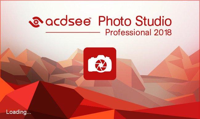 ACDSee Photo Studio Professional 2018 v11.1 Build 861