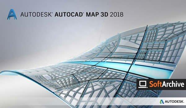 Autodesk AutoCAD Map 3D 2018.1.1