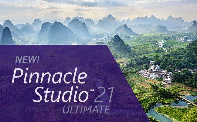Pinnacle Studio Ultimate 21.1.0 Multilingual + (Content Packs)