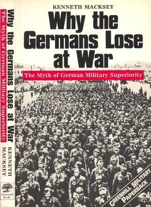 a study on why germany lost world war two