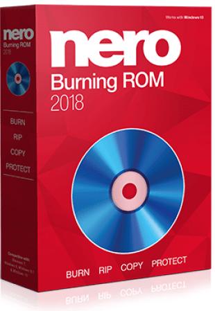 Nero Burning ROM & Nero Express 2018 19.0.12000 (Portable)