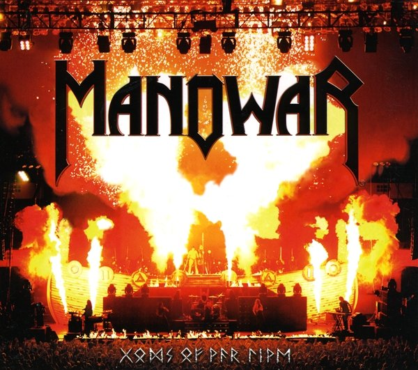 Manowar - Gods of War Live (2007)