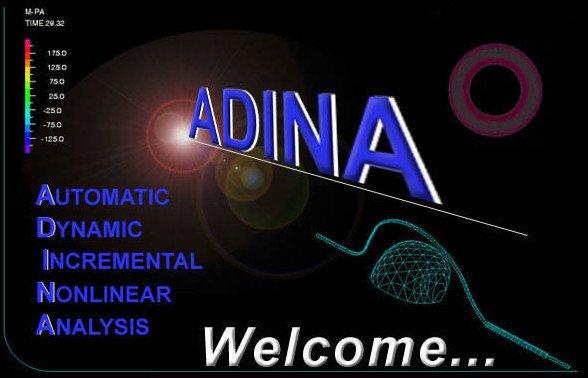 ADINA System 9.3.3