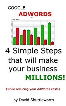 David Shuttleworth – Google AdWords – 4 Simple Steps That Will Make Your Business MILLIONS