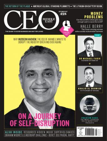 CEO Middle East – September 2017