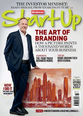 Arabian Business StartUp – September 2017