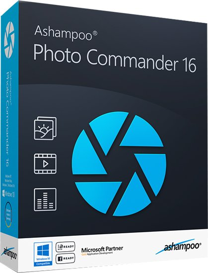 Ashampoo Photo Commander 16.0.0 DC 16.10.2017 Multilingual + (Portable)