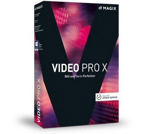 MAGIX Video Pro X9 v15.0.4.176